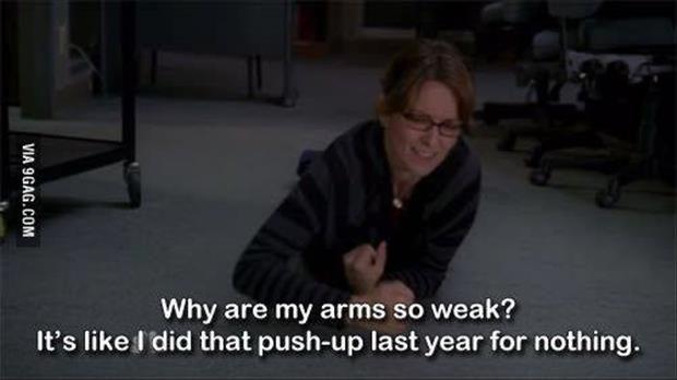 a push up