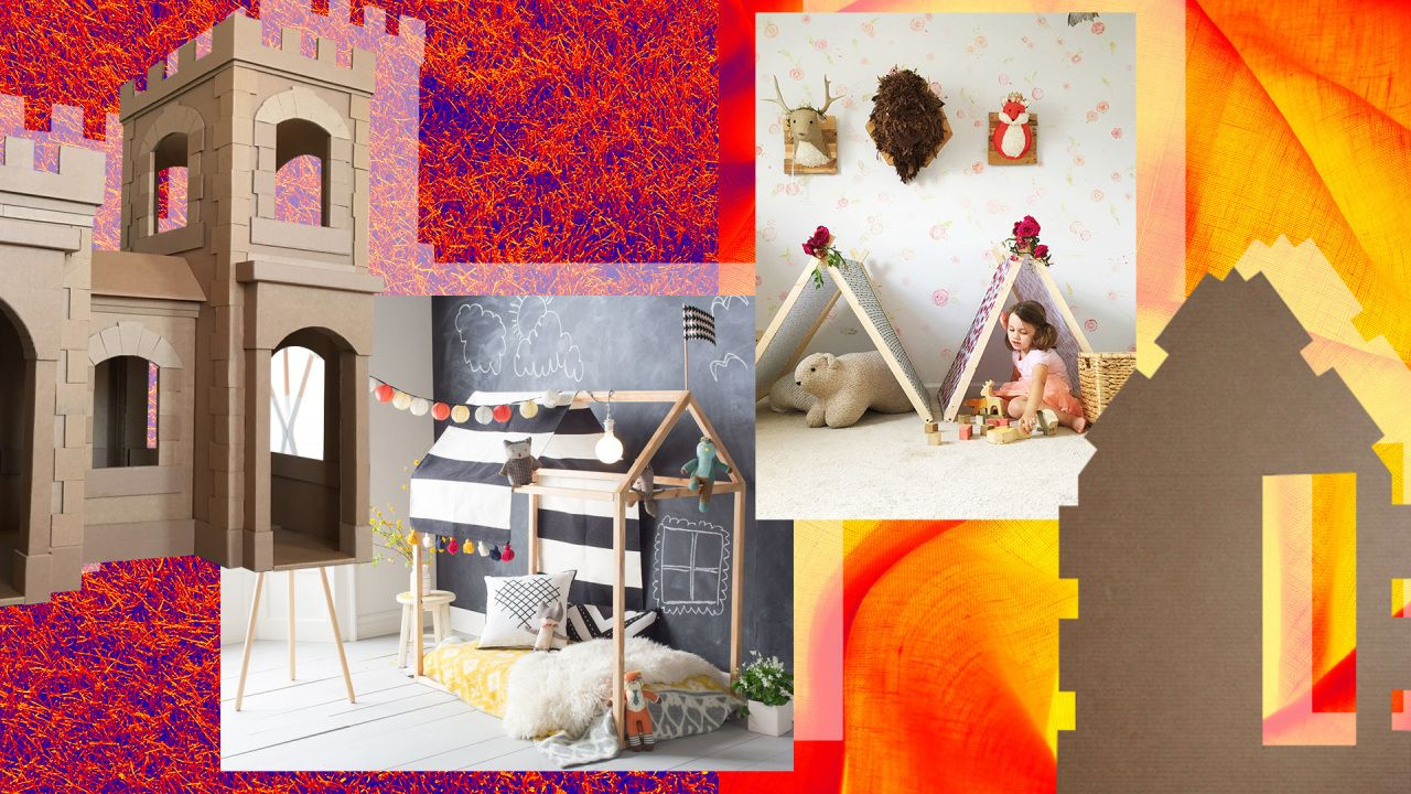 Make Being Stuck at Home Magical With These Forts 'for