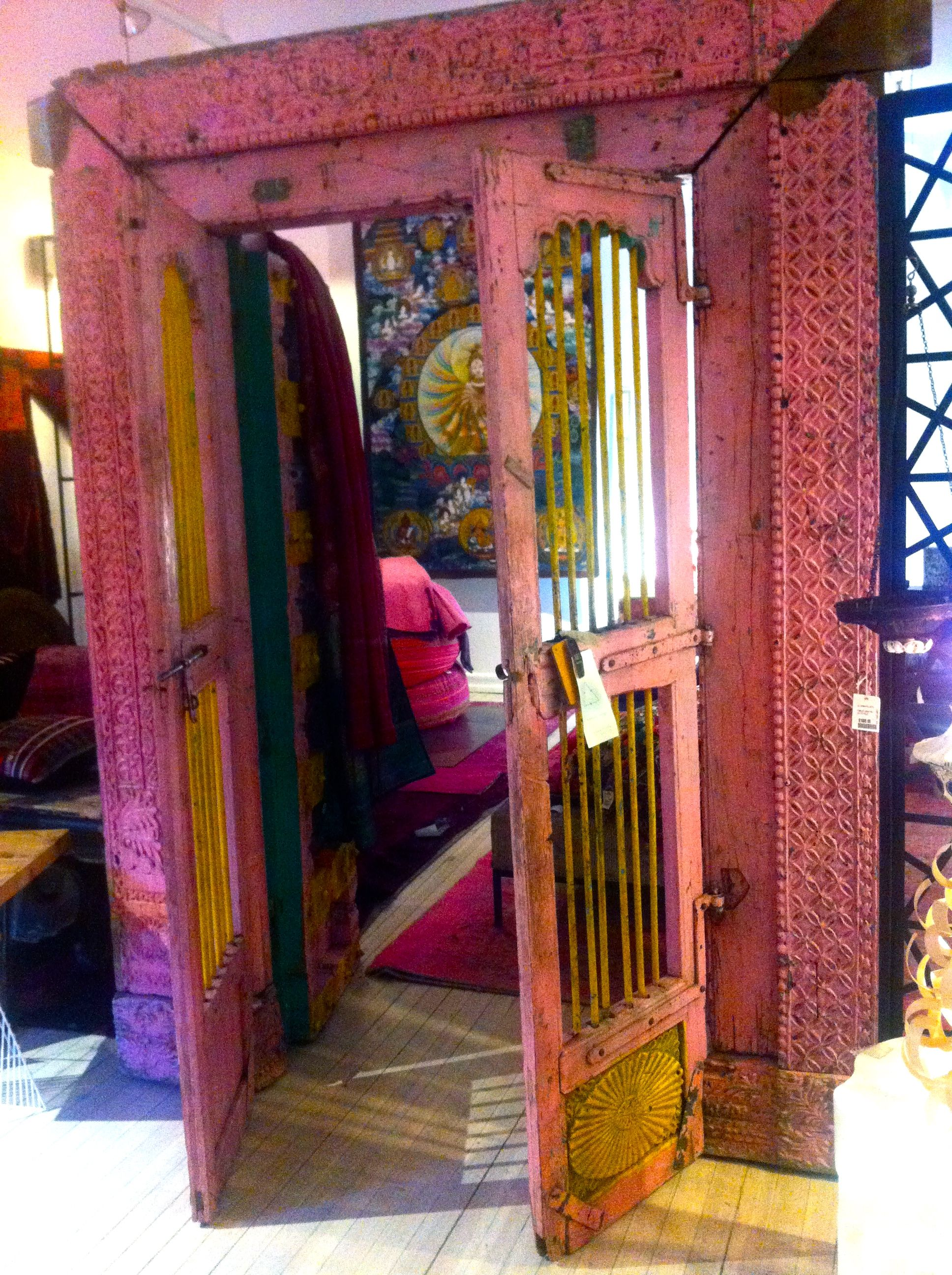 ABC Carpet And Home, Interior Doors @ NYC Store