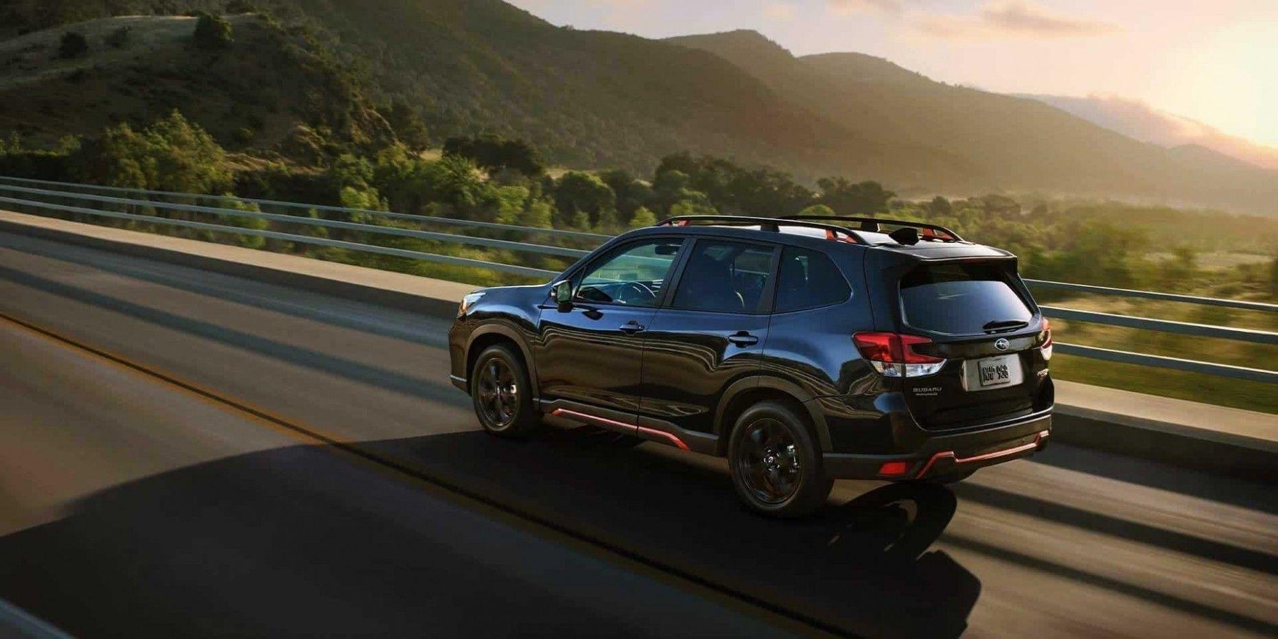 2020 Subaru Sports Car Price And Release Subaru sport