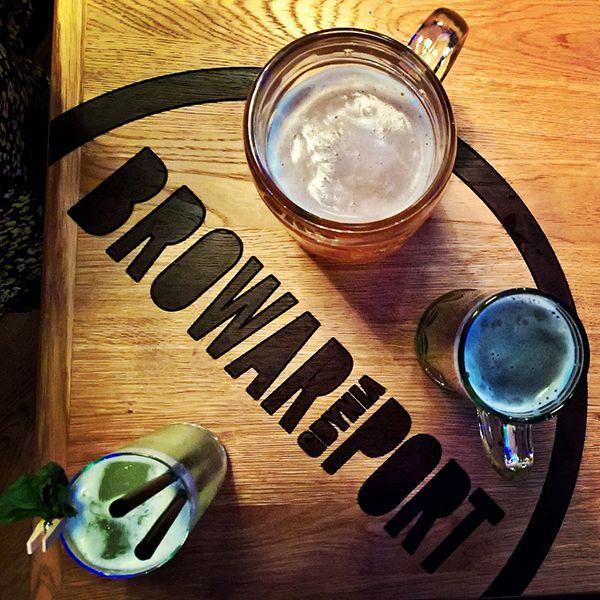 Fiolkowa Przepisownia: (Wypij mnie) Browar Port Gdynia.