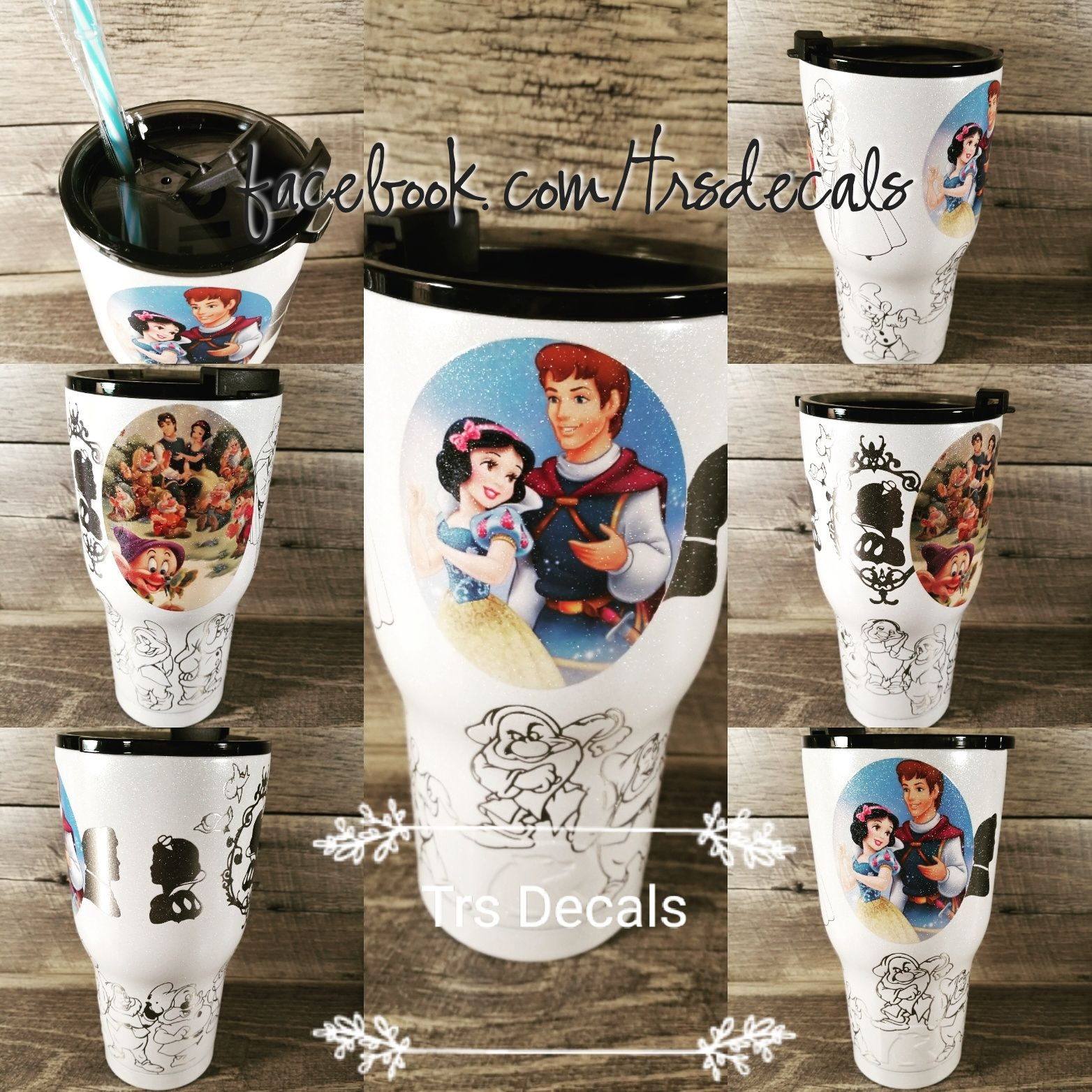 deca25e7ae1 Custom snow white cup. RTIC/YETI/OZARK brands available. Powder ...