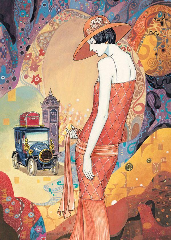 Poster Art Art Deco Art Deco Artists Art Deco Paintings Art Deco Illustration