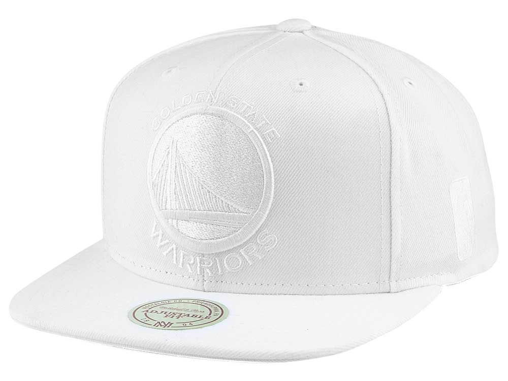 5866708983d47 ... low price golden state warriors mitchell ness nba wow snapback cap  3a439 640db