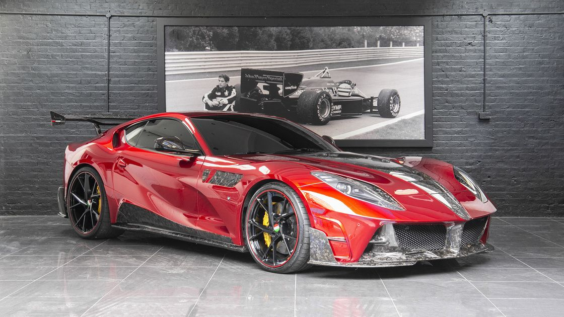Ferrari 812 Superfast Coupe 2018 United Kingdom New And Used Luxury Cars For Sale By Selected Dealers Around The Used Luxury Cars Ferrari Luxury Cars For Sale