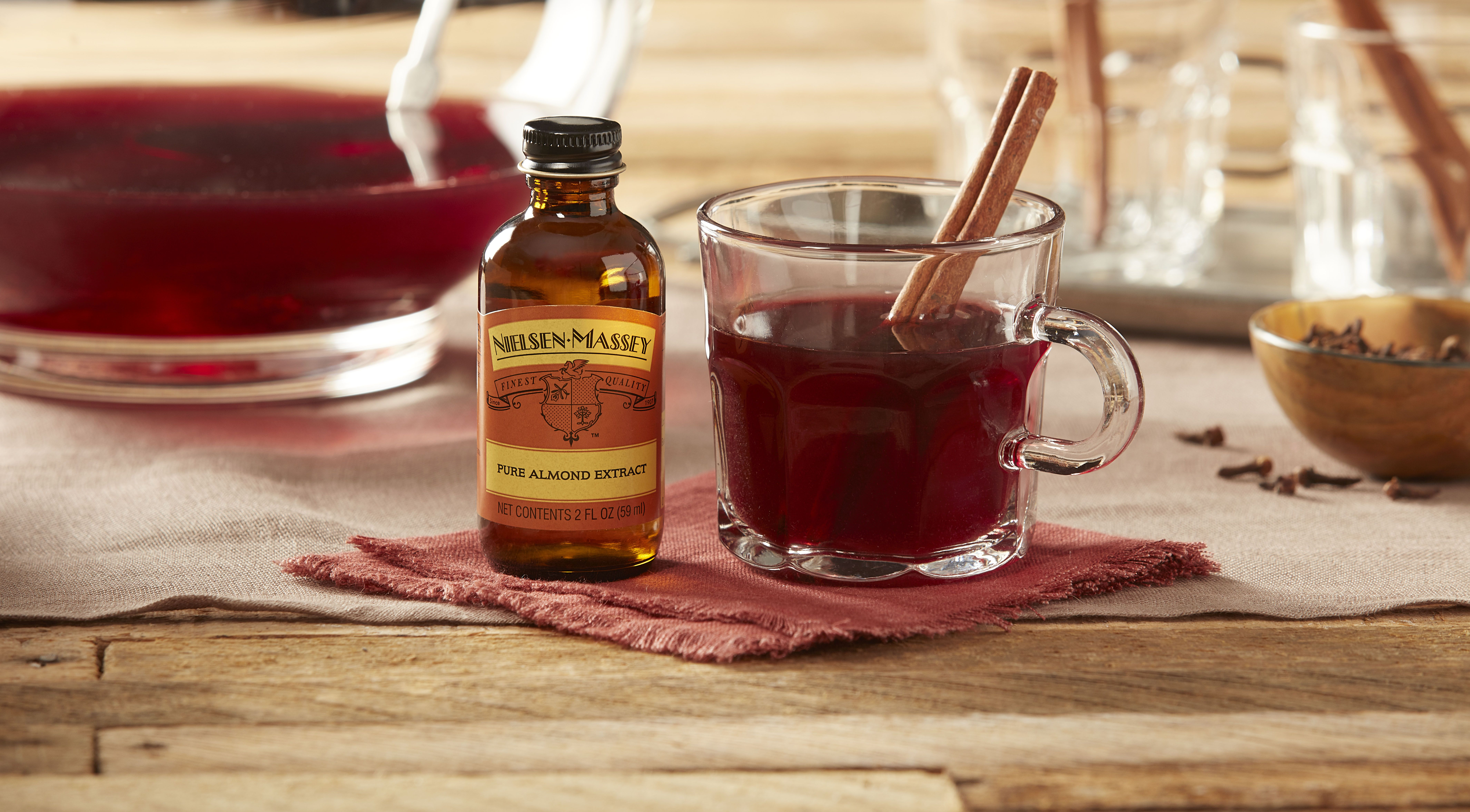 Hot Mulled Wine Nielsen Massey Vanillas Recipe Mulled Wine Favorite Casseroles Cold Weather Comfort Food