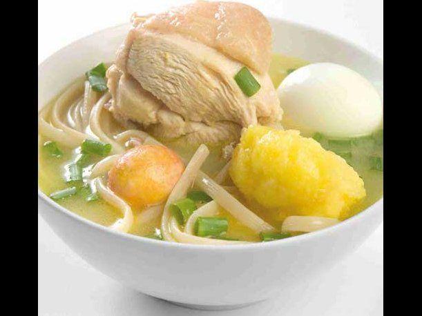 Sabes Preparar El Rico Caldo De Gallina Aquí Te Compartimos Su Sencilla Receta Recipe Peruvian Cuisine Peruvian Recipes Peruvian Dishes