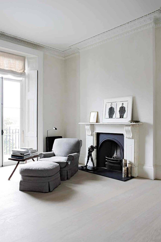 Designer furniture in a heritage home london uk contempo studio