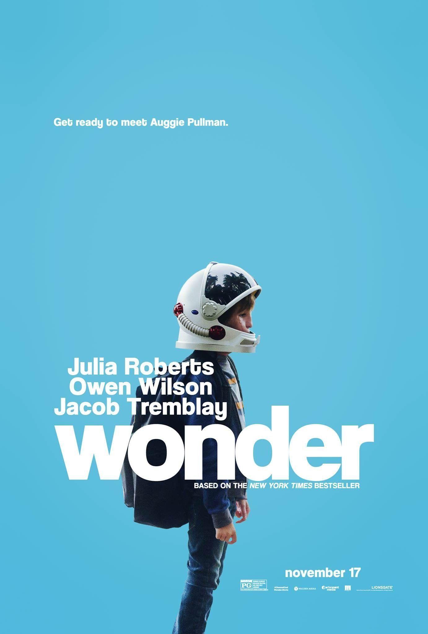 Wonder | Director Stephen Chbosky | Basada en el best-seller ...