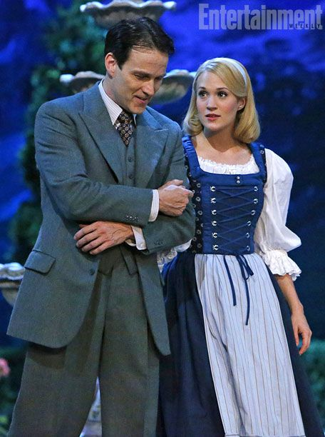 The Sound of Music Live!': Take a peek at dress rehearsal ...