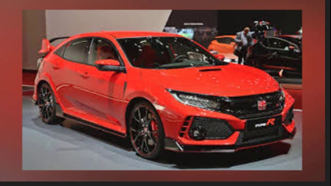 2020 Honda Civic Si Configurations from 2020 Honda Civic