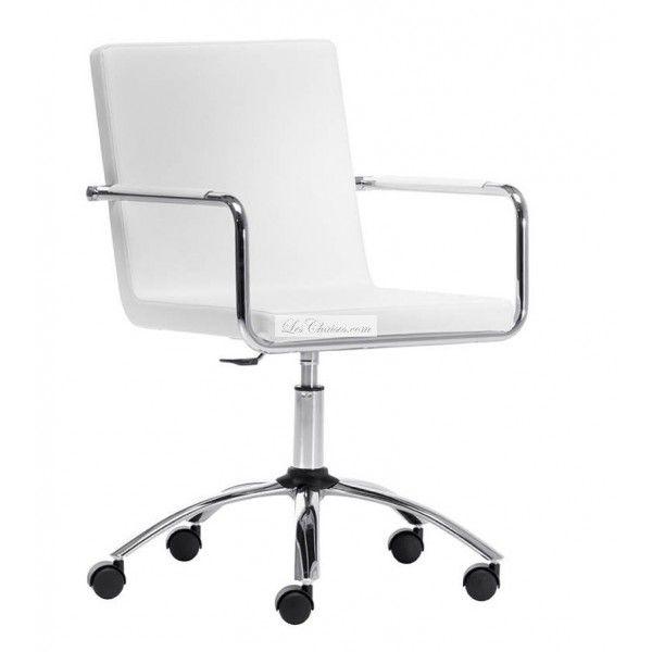Chaise Par De De Bureau Et Midj Blanche Bureau Chaise c4Lq5j3AR
