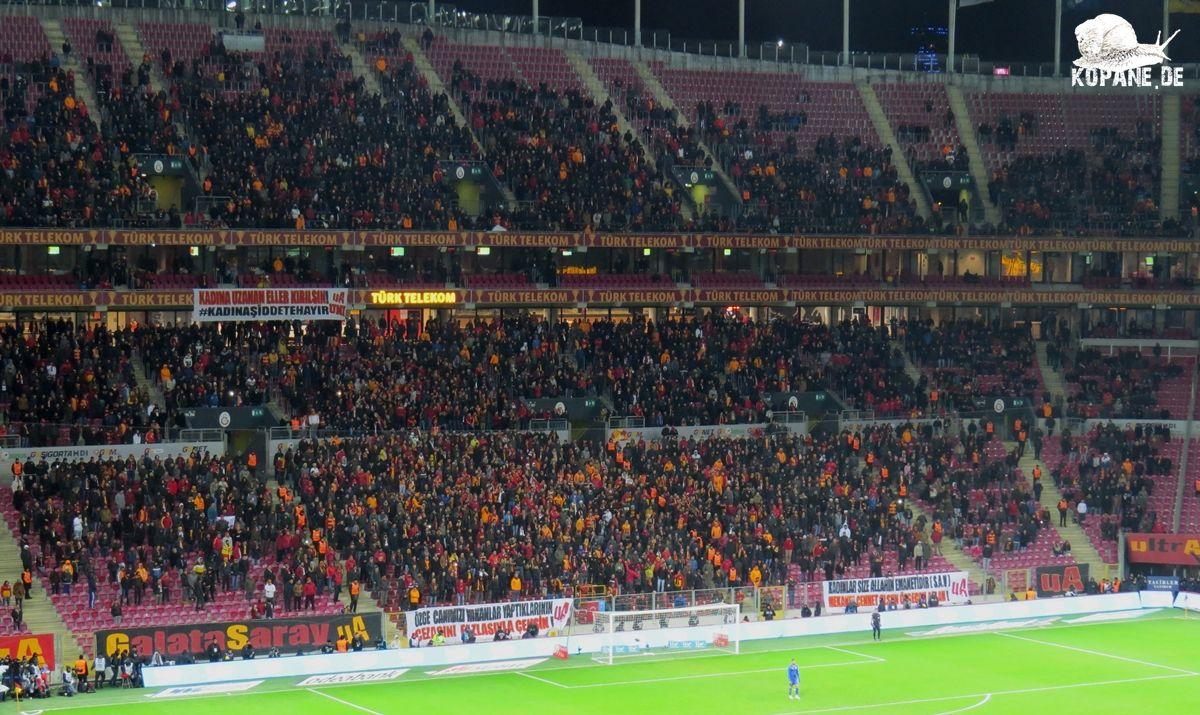 16.02.2015 Galatasaray Spor Kulübü – Balıkesir Spor Kulübü http://www.kopane.de/16-02-2015-galatasaray-spor-kuluebue-balikesir-spor-kuluebue/  #Groundhopping #football #soccer #calcio #kopana #fotbal #Fussball #Fußball #DasWochenendesinnvollnutzen #GalatasaraySporKulübü #GalatasaraySK #GalatasarayIstanbul #Galatasaray #Istanbul #ultraslan #BalıkesirSporKulübü #Balıkesir