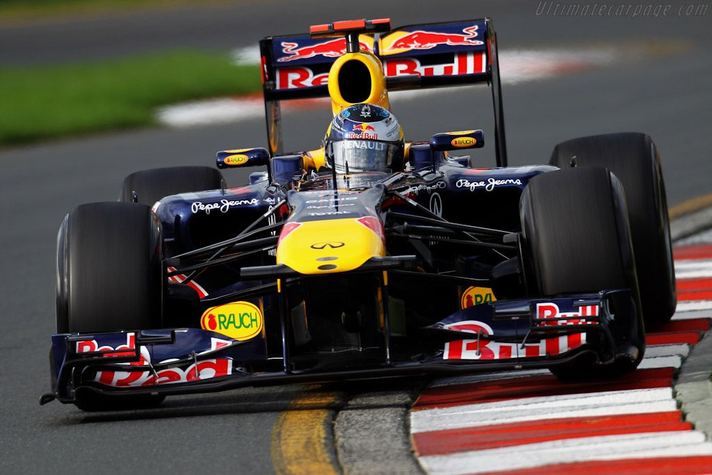 Red Bull Racing Rb7 Renault High Resolution Image 3 Of 6 With