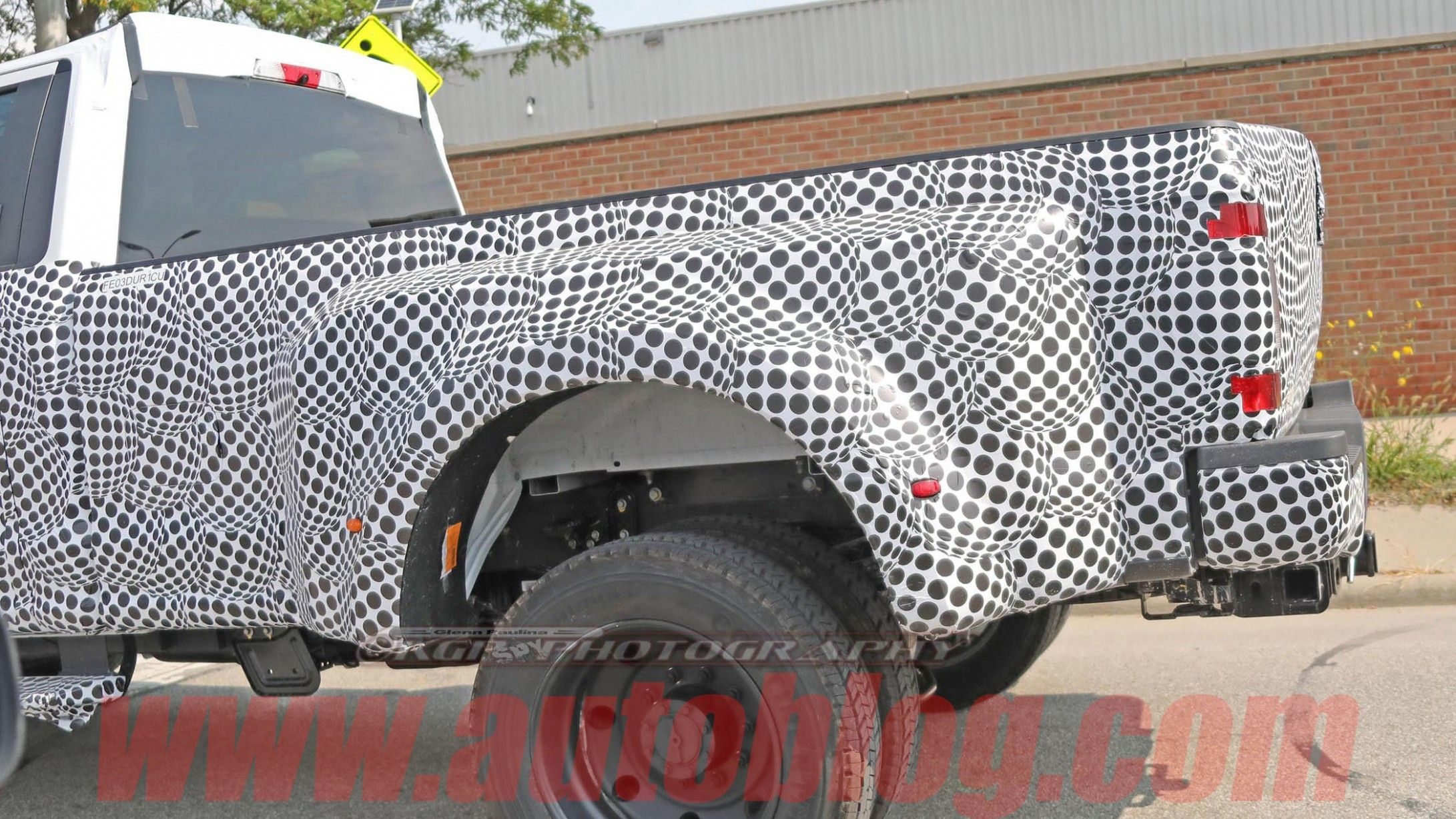 2020 Spy Shots Ford F350 Diesel Concept And (Dengan gambar)