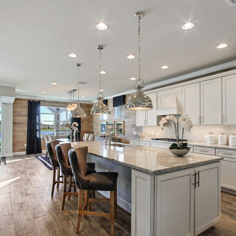Pinnacle Kitchen - Del Webb