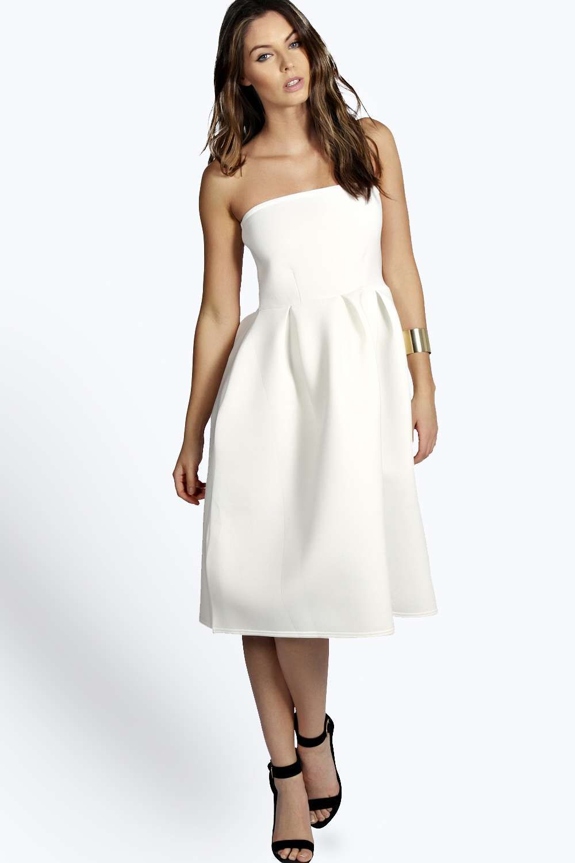 Brea Distressed Boyfriend Cheeky Rips Jeans | A line, Midi dresses ...