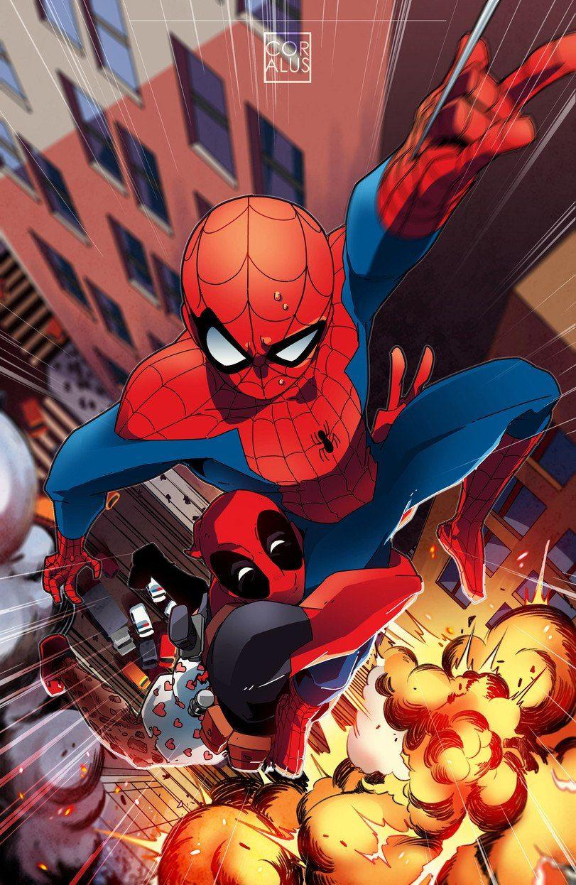 Superhero Manga Albums Tag Character Spider Man