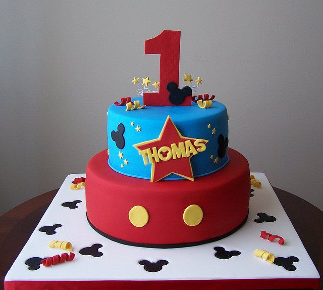 Mickey Mouse Cakes Design Mickey Mouse Cake By Cakespace Mickey