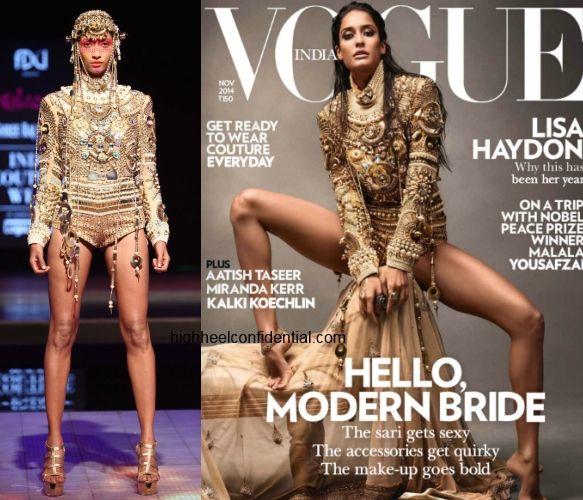 lisa-haydon-manish-arora-couture-vogue-india-nov-2014