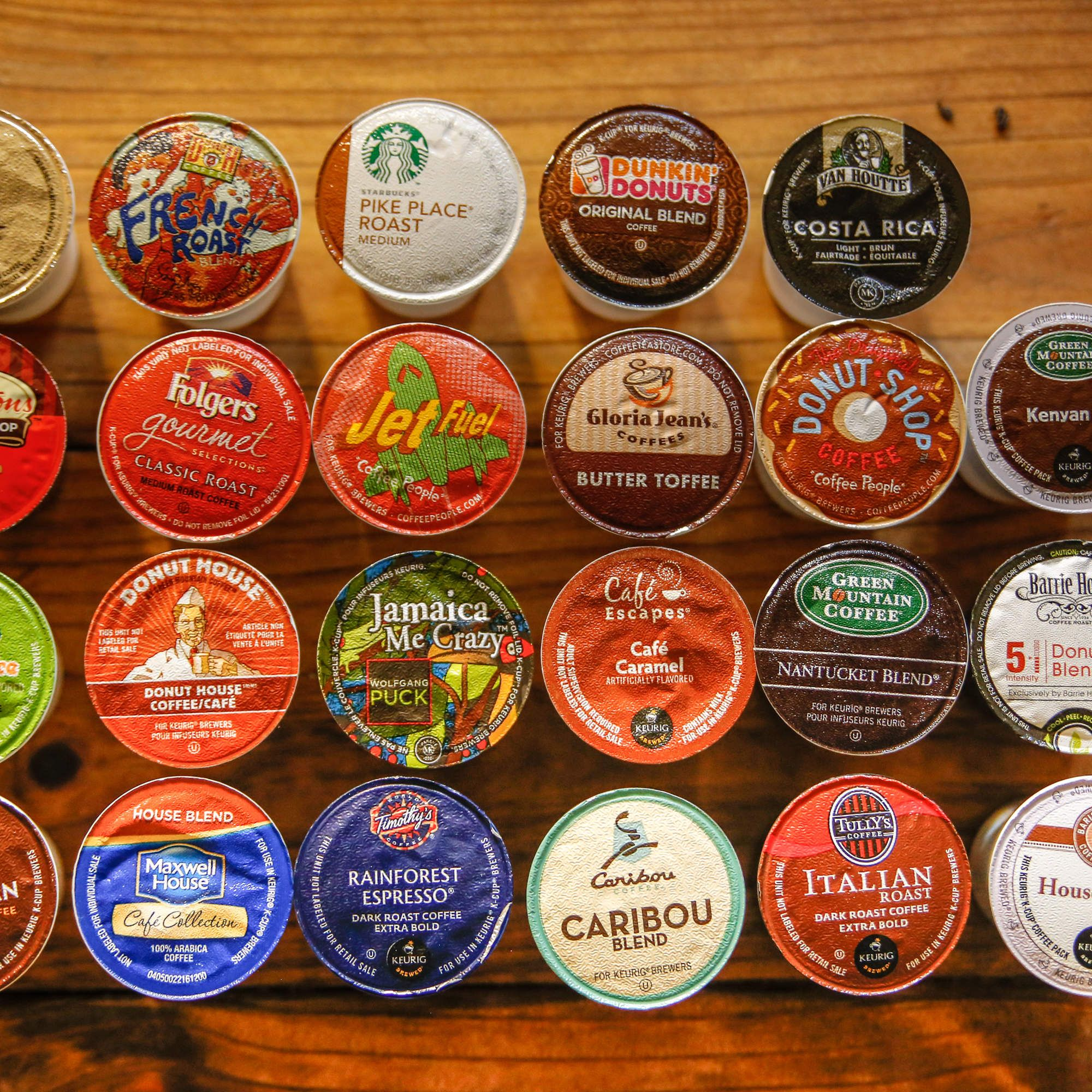 The 23 Most Popular KCups, Ranked Best k cups, K cups