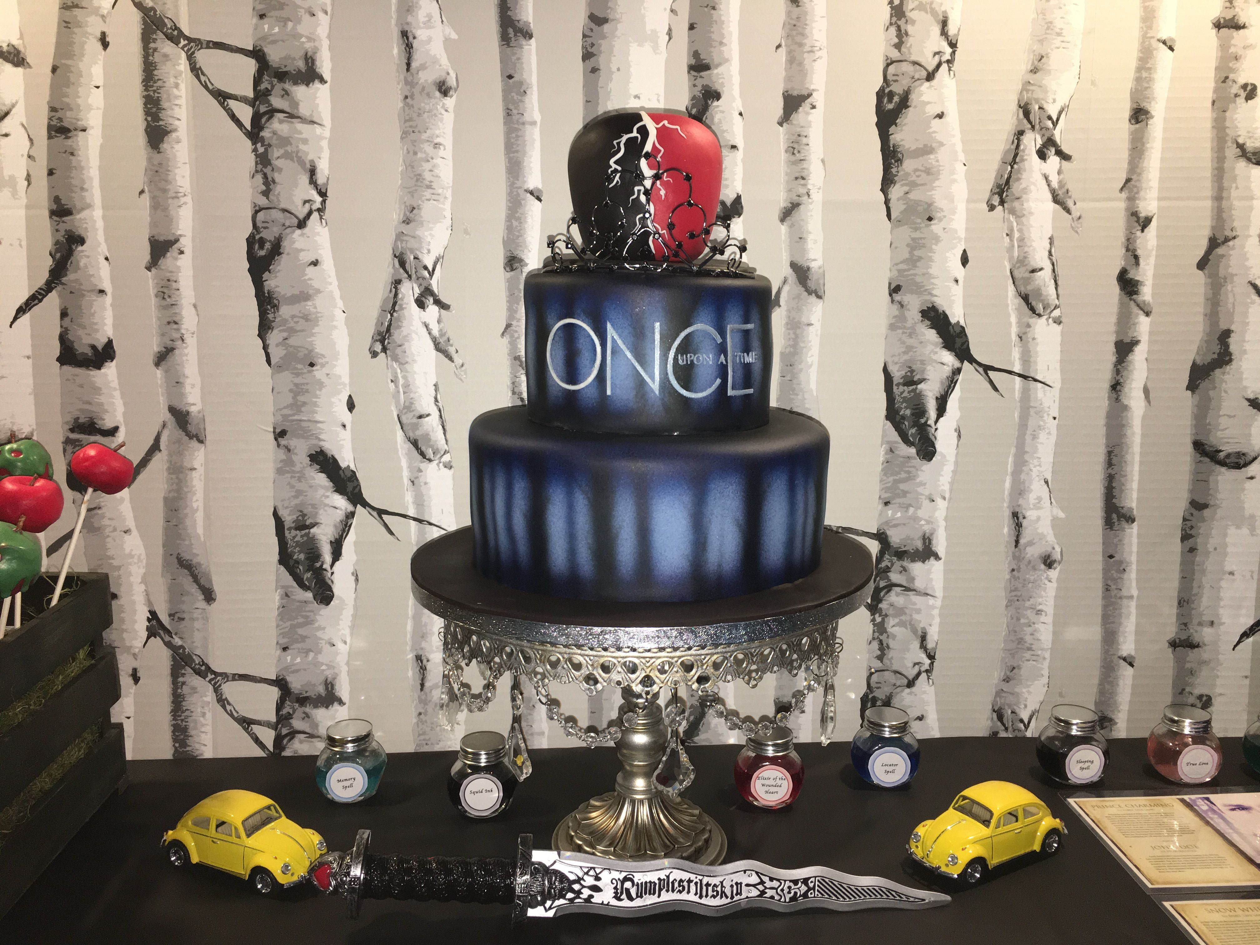 Our Once Upon A Time season 6 premiere party was a huge