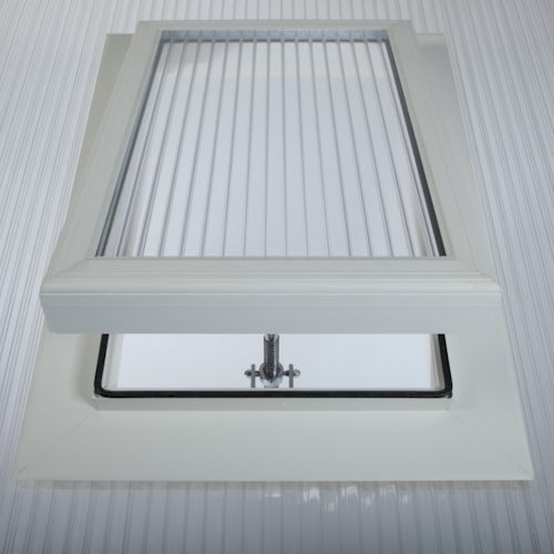 #polycarbonate roof skylight/vent - retro looking | Beach ...