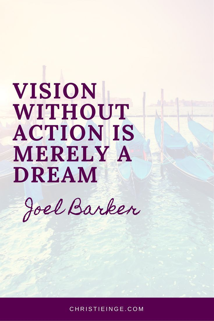 Quotes About Vision 9 Steps For Creating A Vision Board That Actually Works