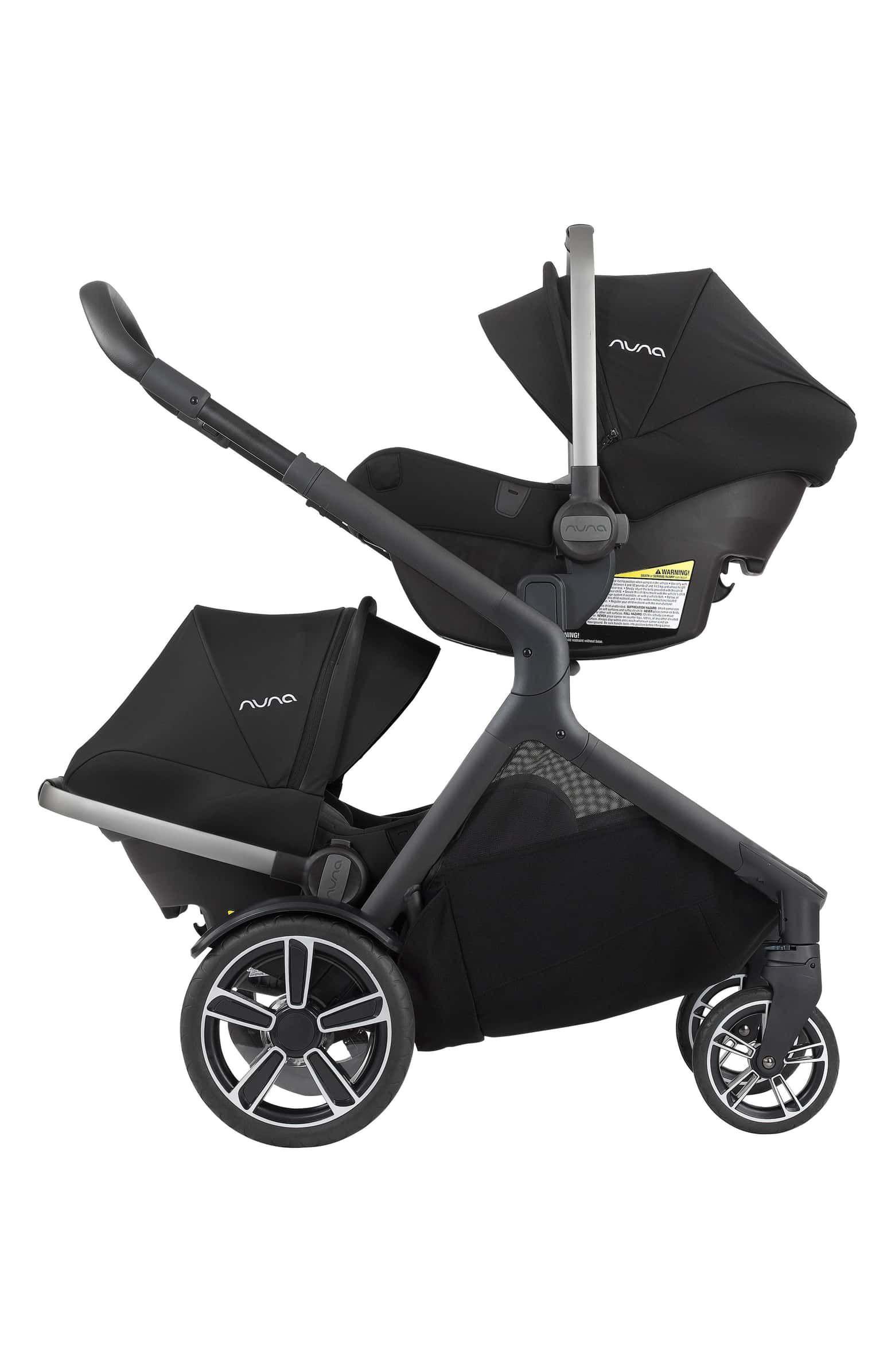nuna DEMI™ Grow Stroller Best baby strollers, Baby