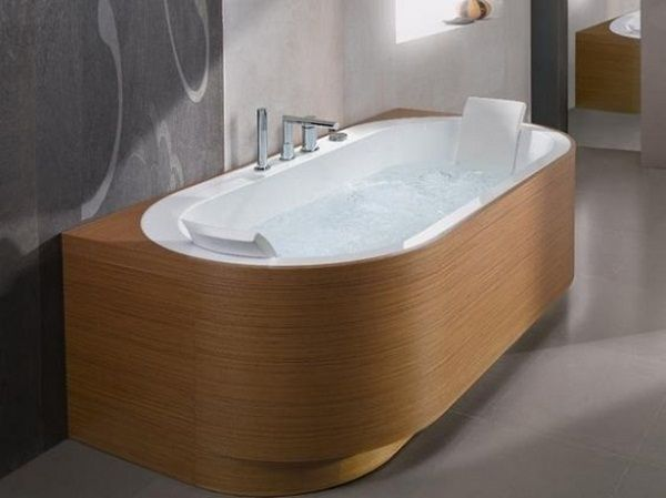 Bath modern Jacuzzi function | http://room-decorating-ideas.com ...