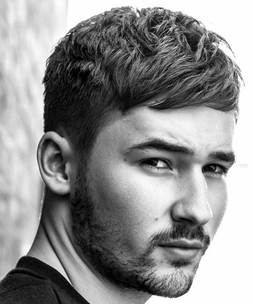 40 Best Fringe Haircuts For Men: Hairstyles with B