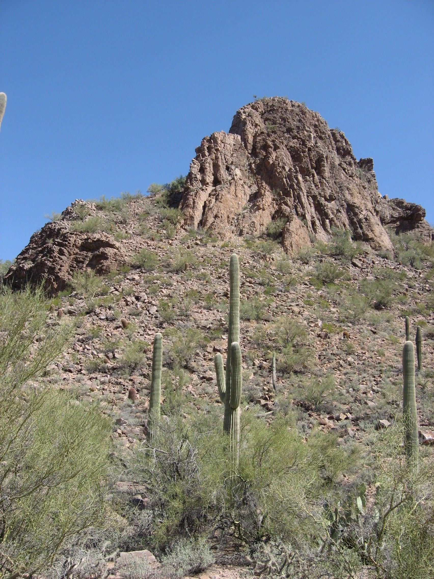 Wonderful climb