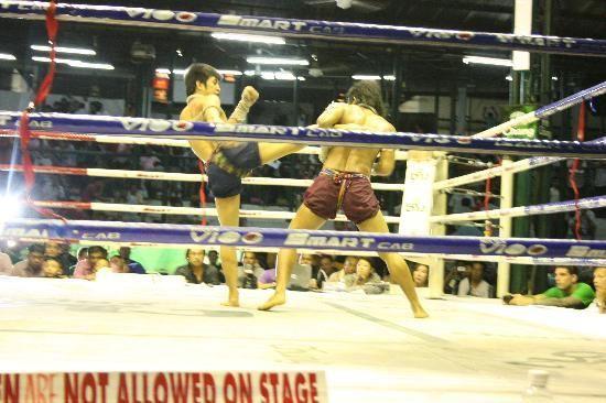 Lumpinee Boxing Stadium Thailand S Best Known Boxing Stadium Hosts Traditional Muay Thai Matches Every Tuesday Friday Bangkok Trip Advisor Thailand Vacation