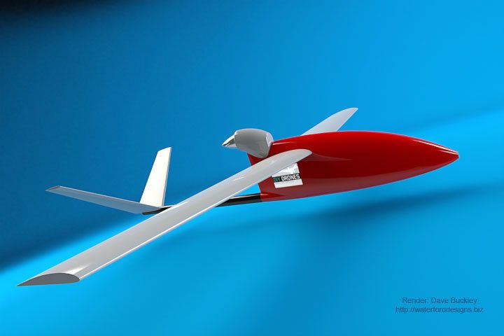 Convert any RC airplane into a fully-autonomous UAV! Just