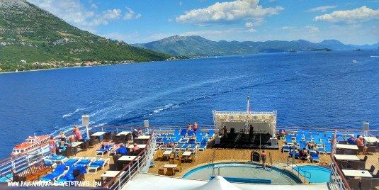 Thomson Celebration Cruise Ship Review Adriatic Affair Day - Thomson celebrity cruise ship