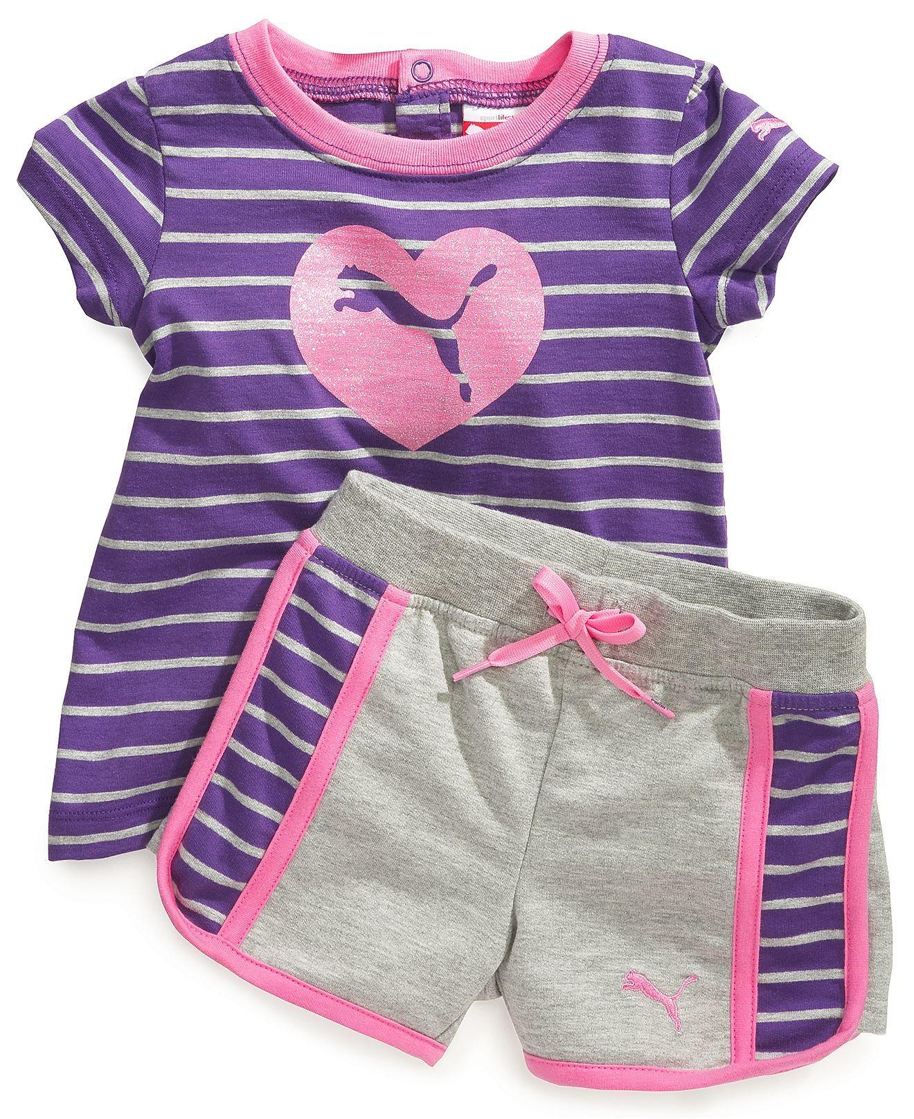 017e77e6052c Puma Baby Set