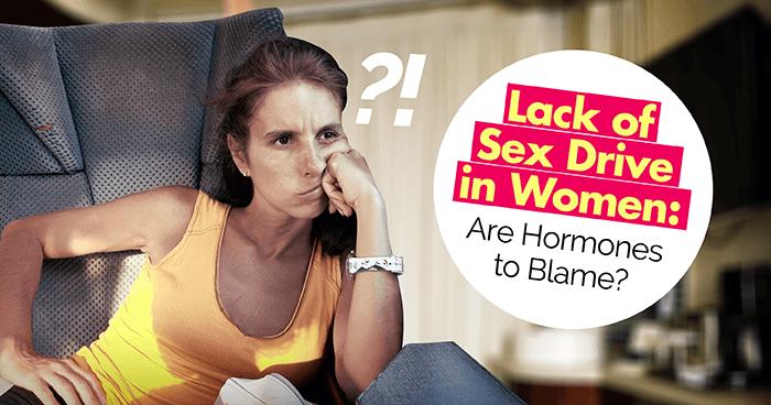 What Age Do Womens Sex Drive Decrease