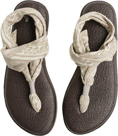 592cdf4fcfa SANUK YOGA SLING....love yoga mat flip flops  sandals  shoes  flipflops