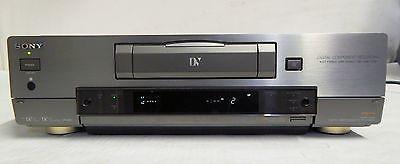 SONY DHR1000 DIGITAL MINIDV DVCAM VCR 1YR WARRANTY