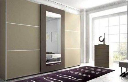 armarios empotrados y armarios a medida que facilitan el orden armarios de puertas correderas con cierres magnticos interiores de armario a medida - Roperos Empotrados