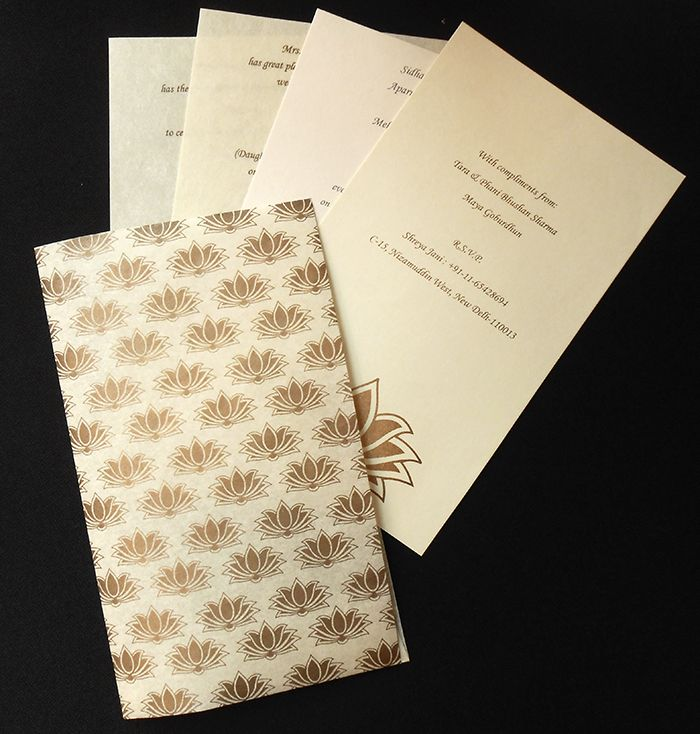 indian marriage invitation card format%0A The Wedding Studio by Ohsoboho Delhi  Review  u     Info  Wed Me Good