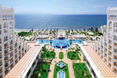 Riu Palace Pacifico Puerto Vallarta Riu Palace Hotel Riu Palace Nuevo Vallarta