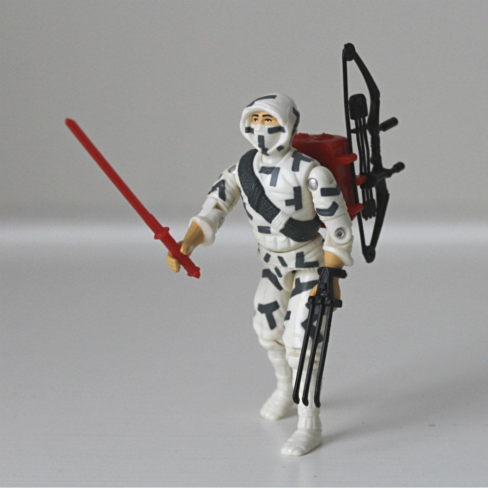 1980s gi joe action figure storm shadow cobra ninja
