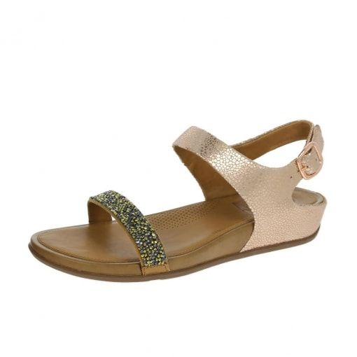 5cf5edeb5 FitFlop™ Banda™ Roxy Sandal Bronze (With Backstrap)