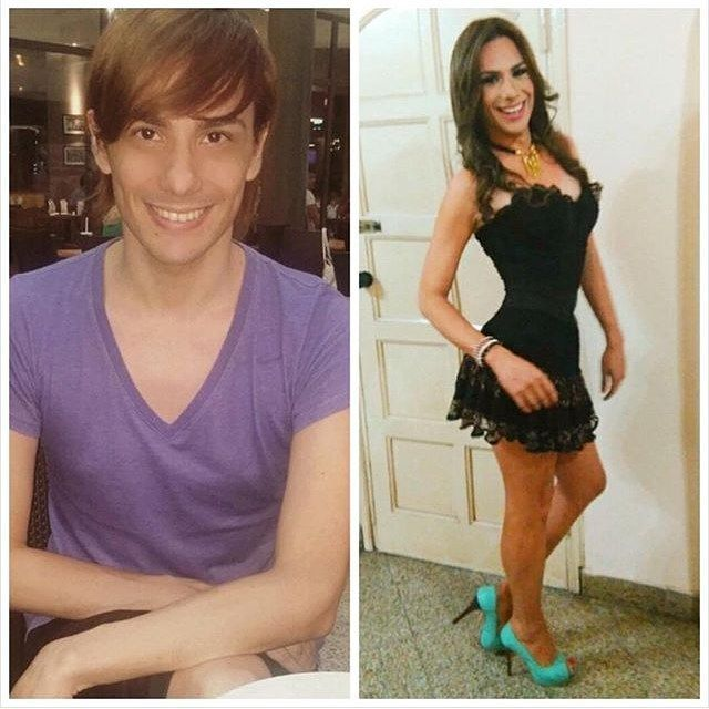 Transsexual sex positons