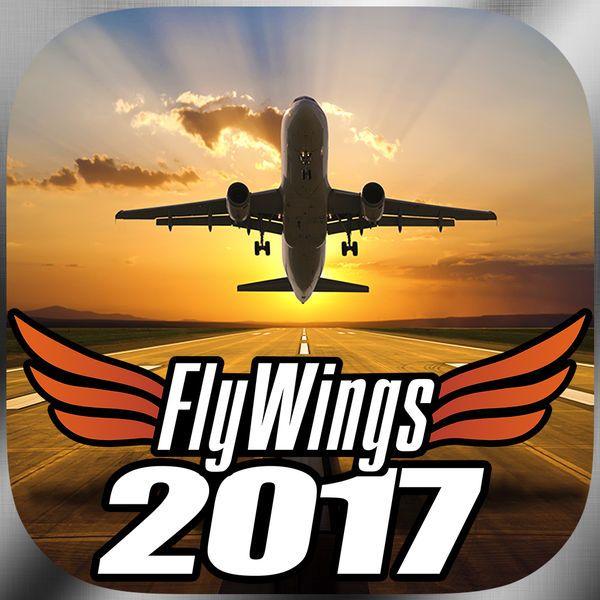 Download IPA / APK Of Flight Simulator FlyWings 2017 For