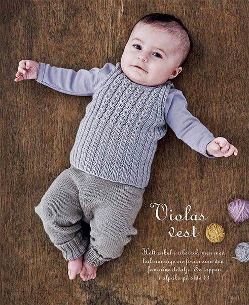 Babystrik på pinde 3½ - 4 - Bøger