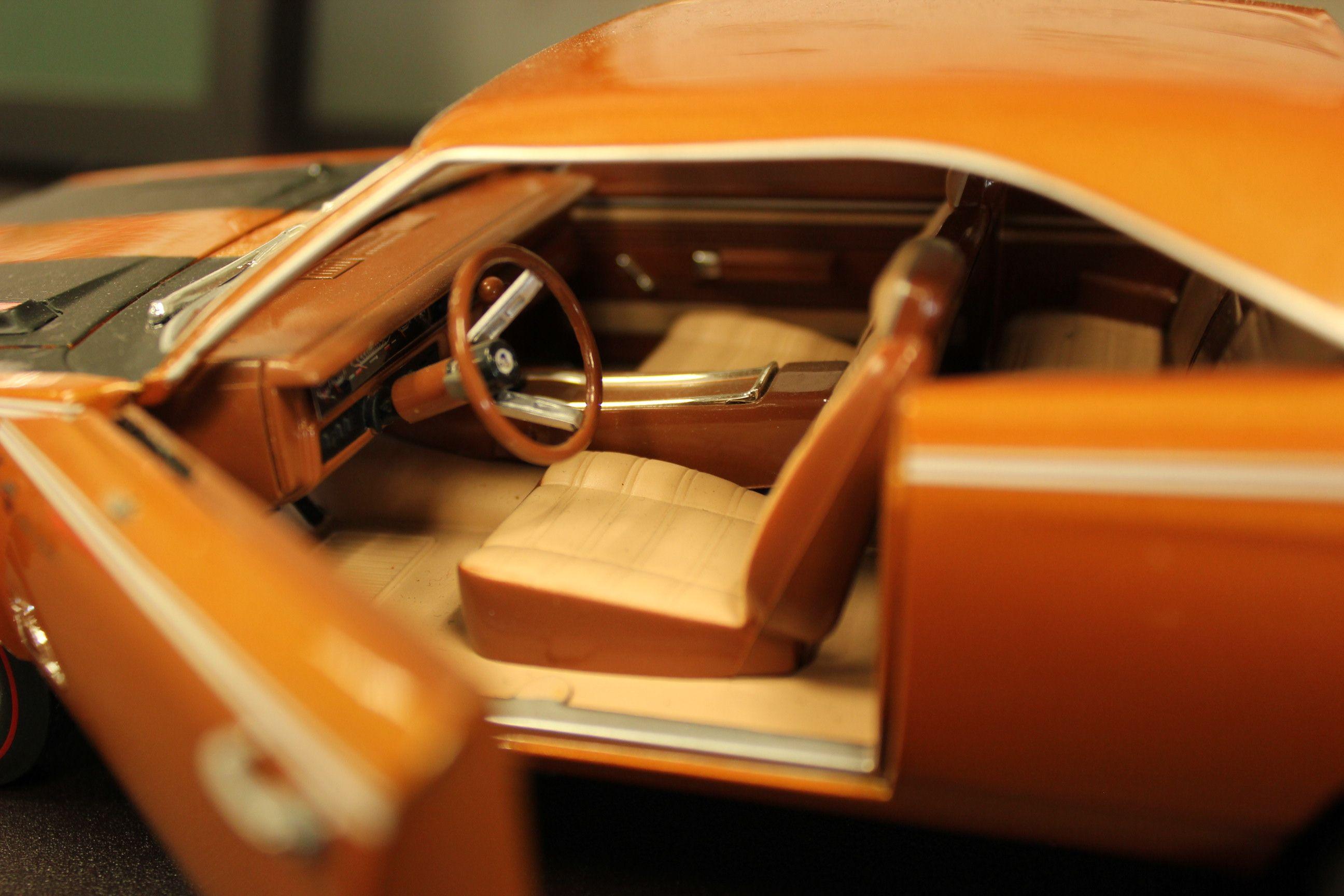 Car interior detailing - Model Car Interior Such Fine Detailing