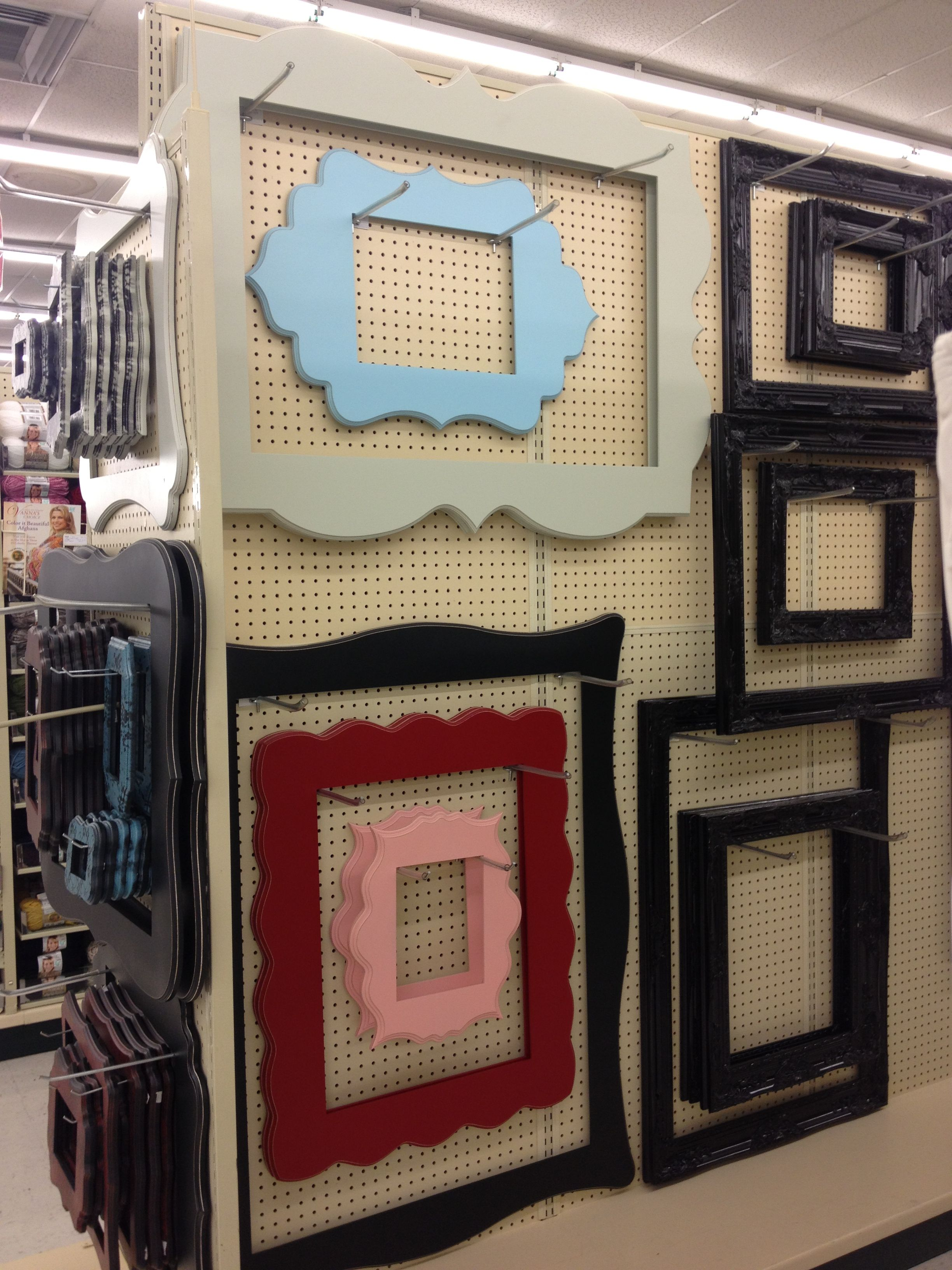 Frames from hobby lobby | Momma room options | Pinterest | Lobbies ...