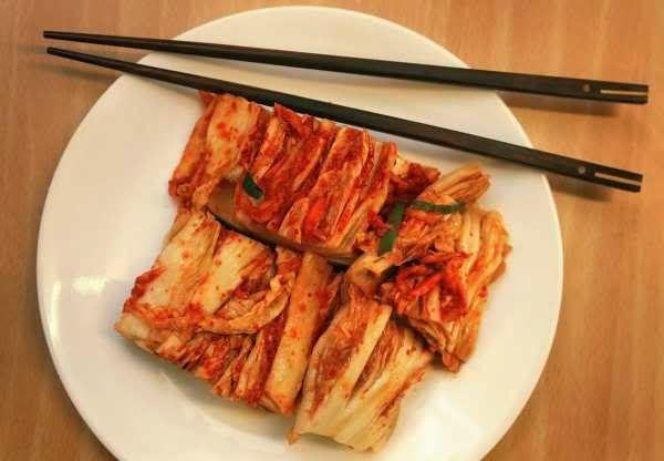 Resep Masakan Korea Kimchi Masakan Korea Resep Masakan Korea Resep Masakan
